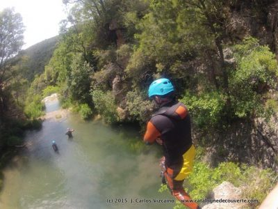 canyoning ceret