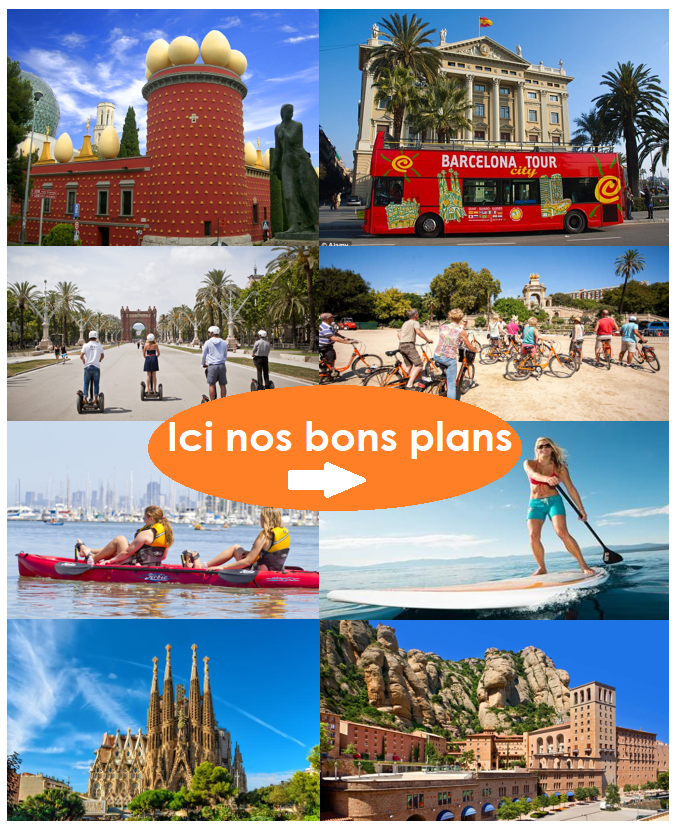 bons plans catalogne barcelone