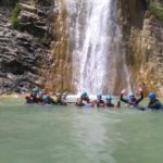 canyoning en catalogne